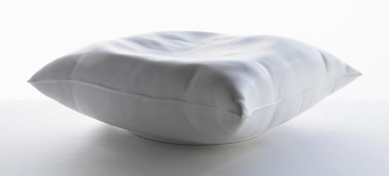 2 pillow bowl finnish ceramics tableware design maija puoskari finlandia ceramika projektowanie