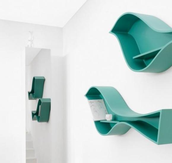 4 Birdie, nature inspired furniture, eco deco, wzory z ptakami, ekologiczne dekoracje, natural living