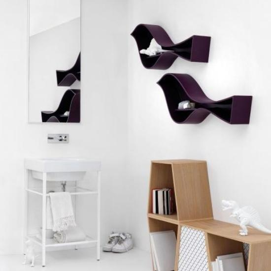8 Birdie, nature inspired furniture, eco deco, wzory z ptakami, ekologiczne dekoracje, natural living